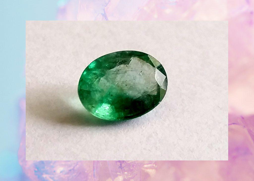 månadssten maj: smaragd