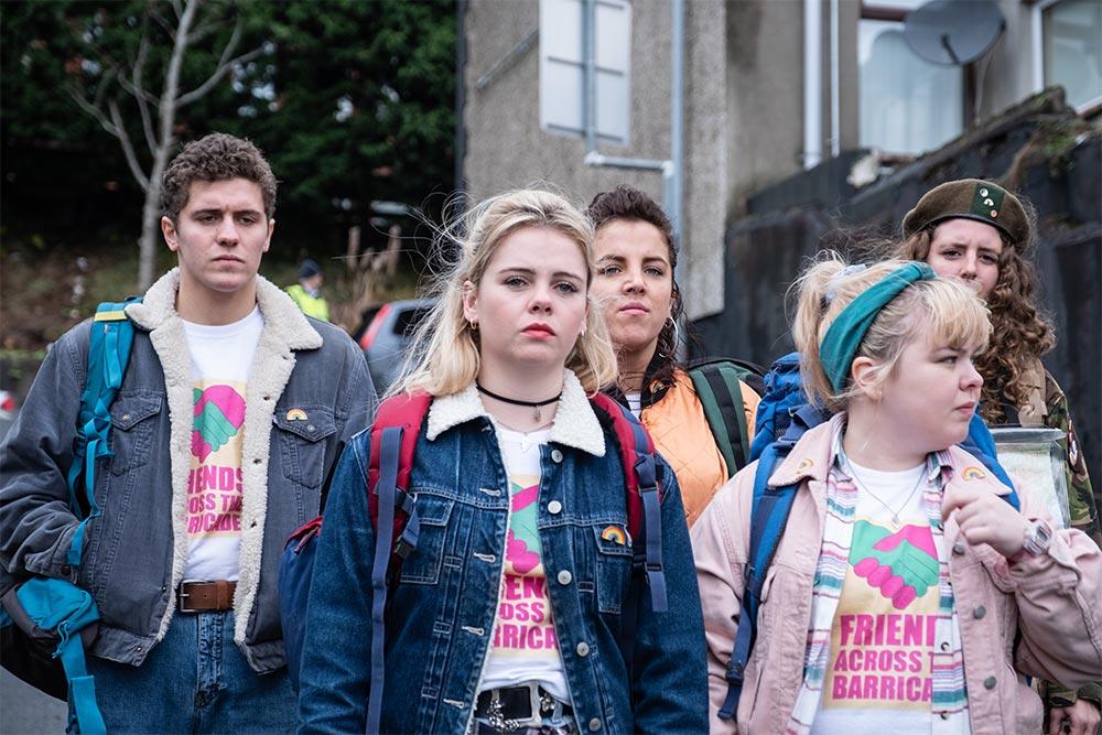 Bästa serierna på Netflix - Derry Girls