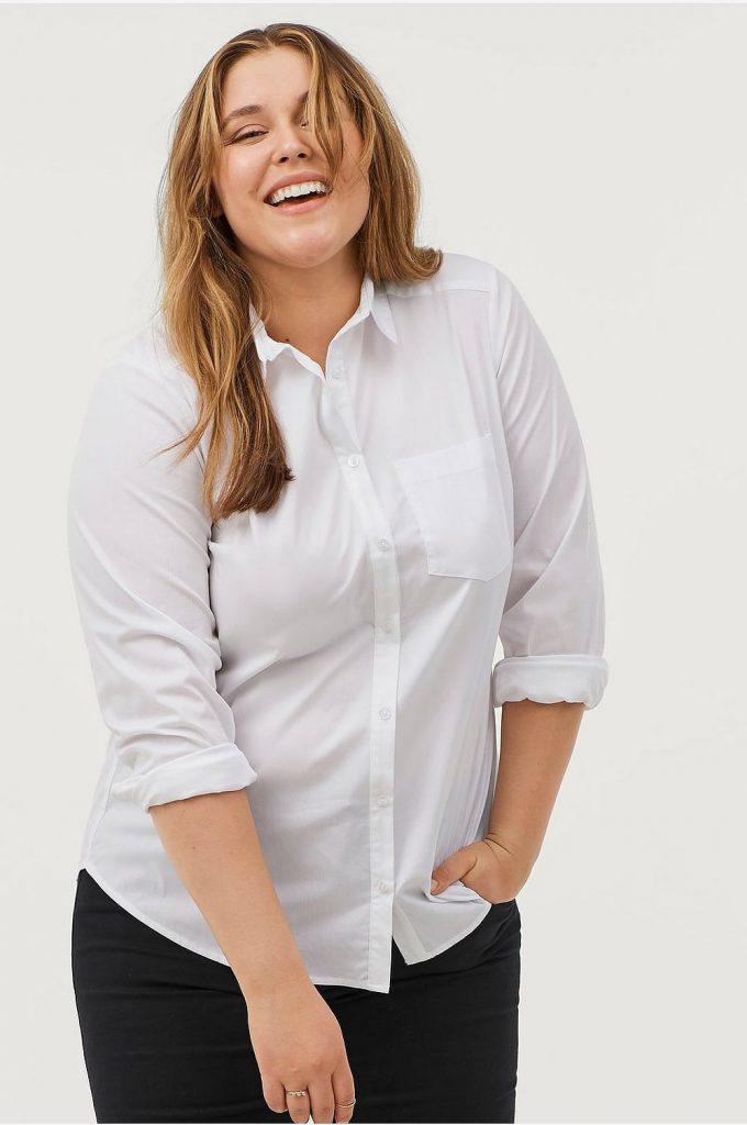 Skjorta i plus size från Ellos