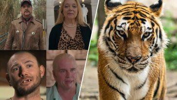 Vem i tiger king är du mest lik?