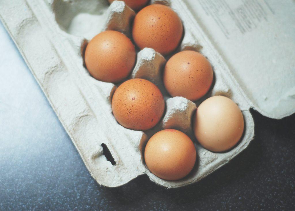 Hur länge håller ett ägg?