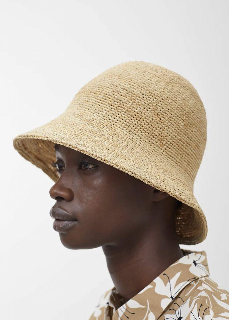 stråhatt och solhatt för dam 6