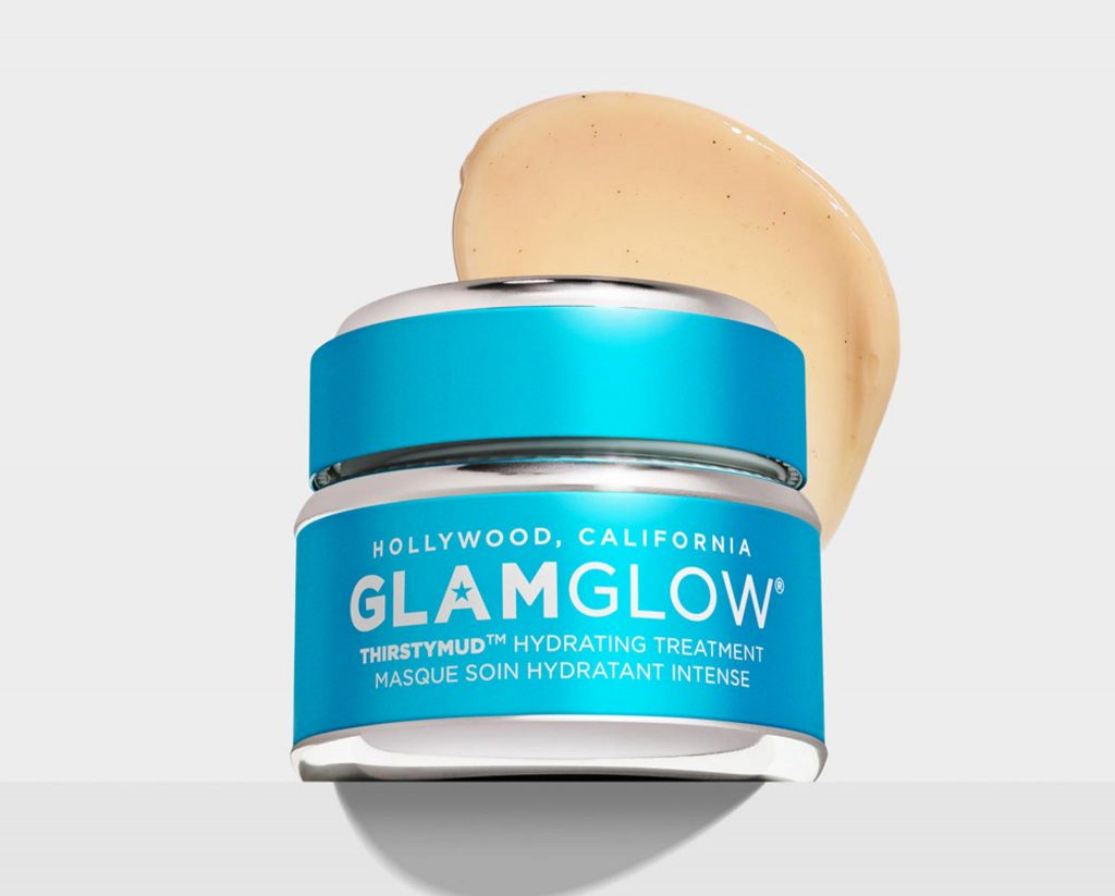 Galna skönhetstrender ansiktsmask från Glamglow