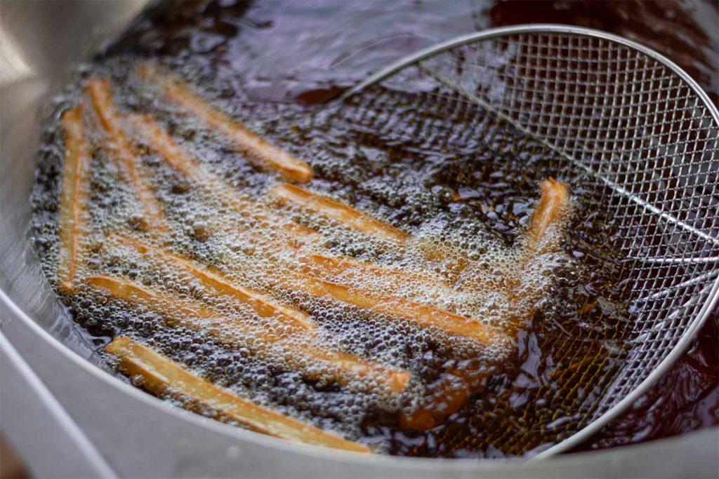Recept churros med nutella hemma