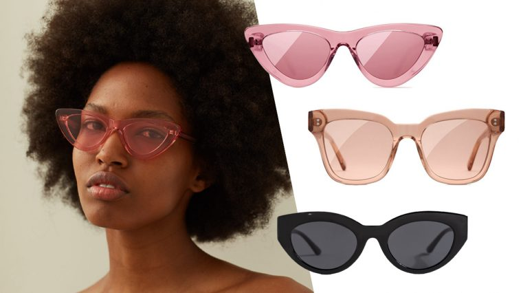 ny solglasögon för dam 2020