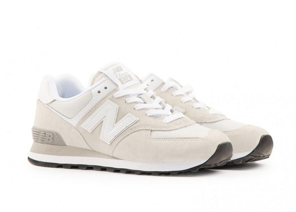 populära vita sneakers för dam 2020