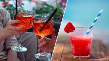 sommardrink recept 2020 gin fläder