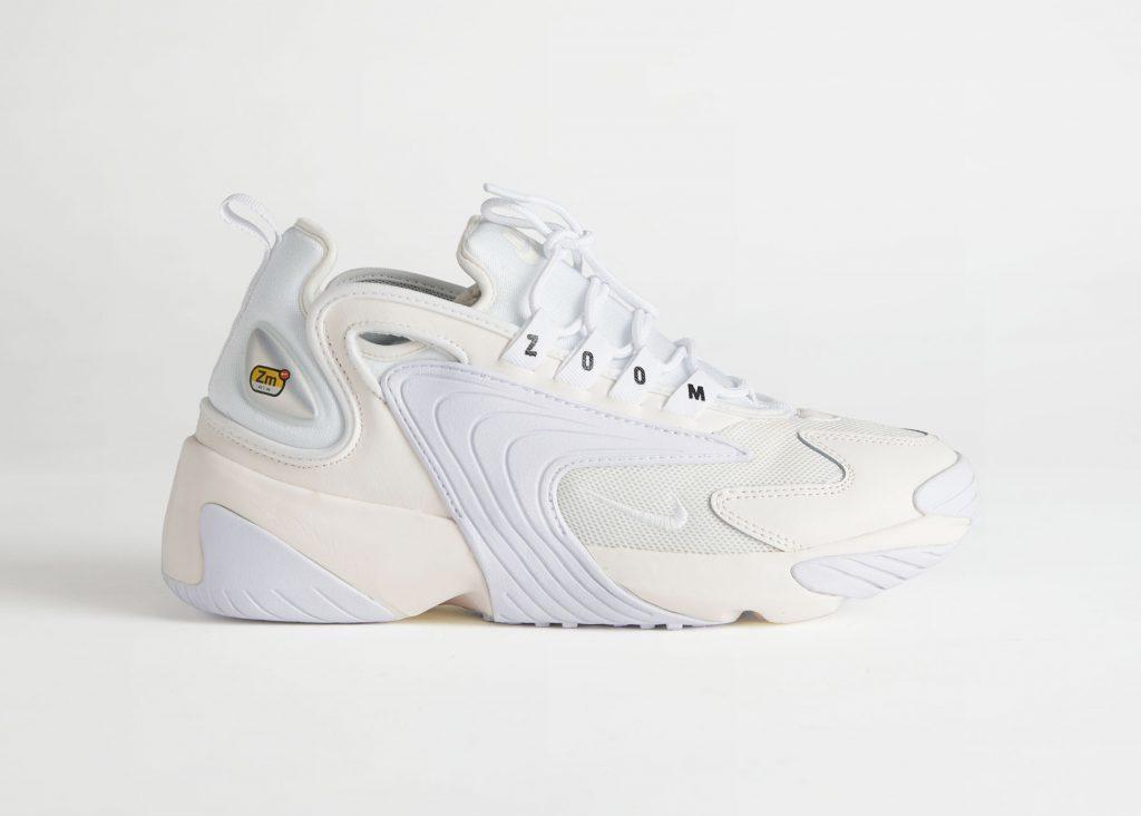 vita populära sneakers nike
