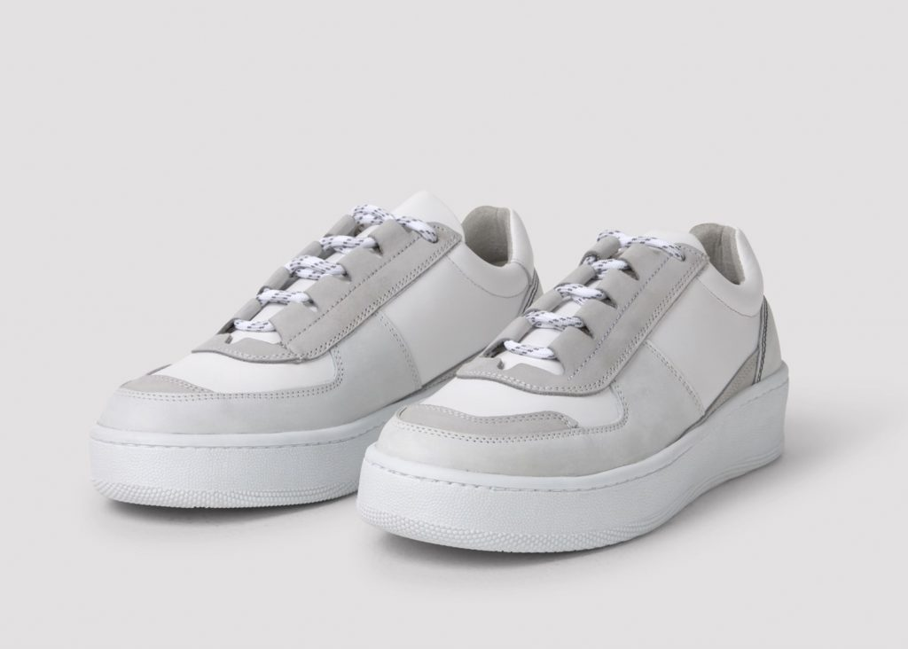 vita sneakers till vår 2020