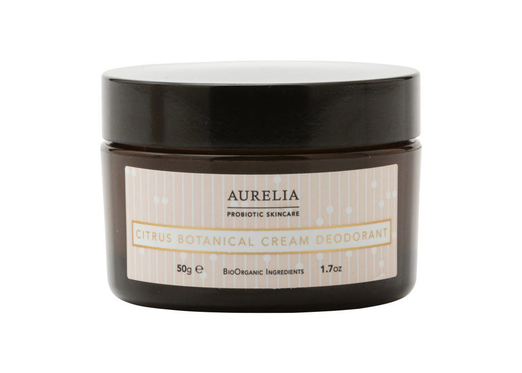 deodorant aurelia lime citrus