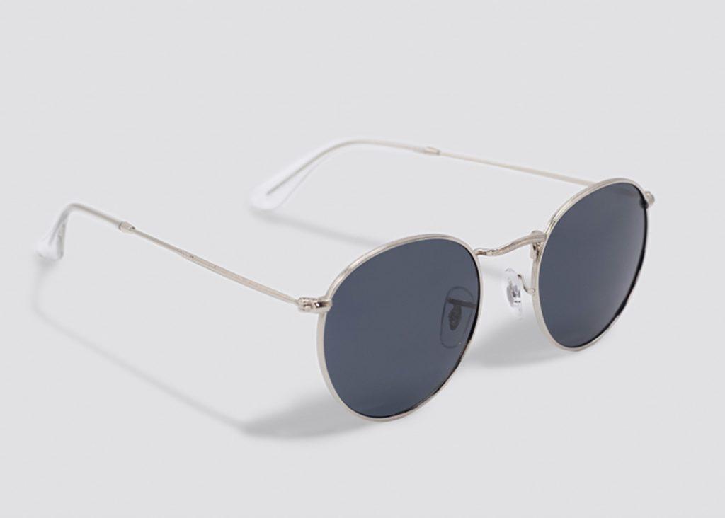 runda solglasögon för dam
