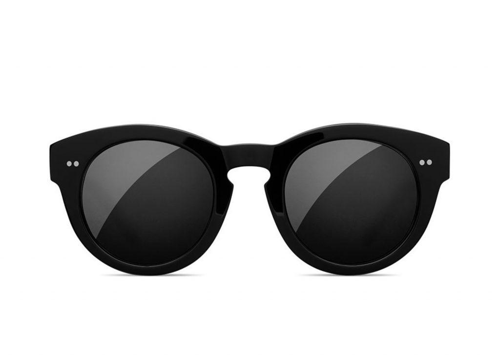 solglasögon runda för dam