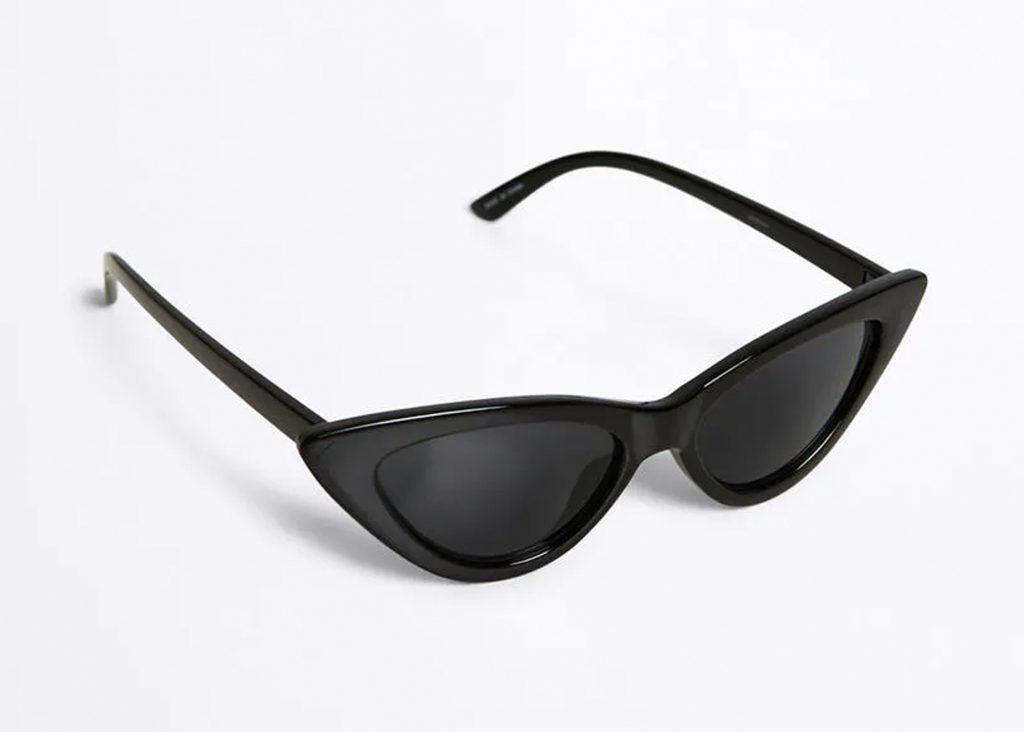 svarta solglasögon dam