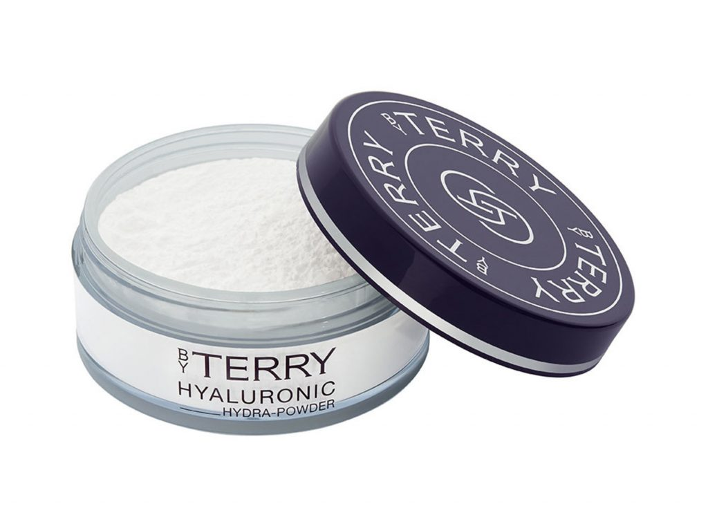 transparent puder terry