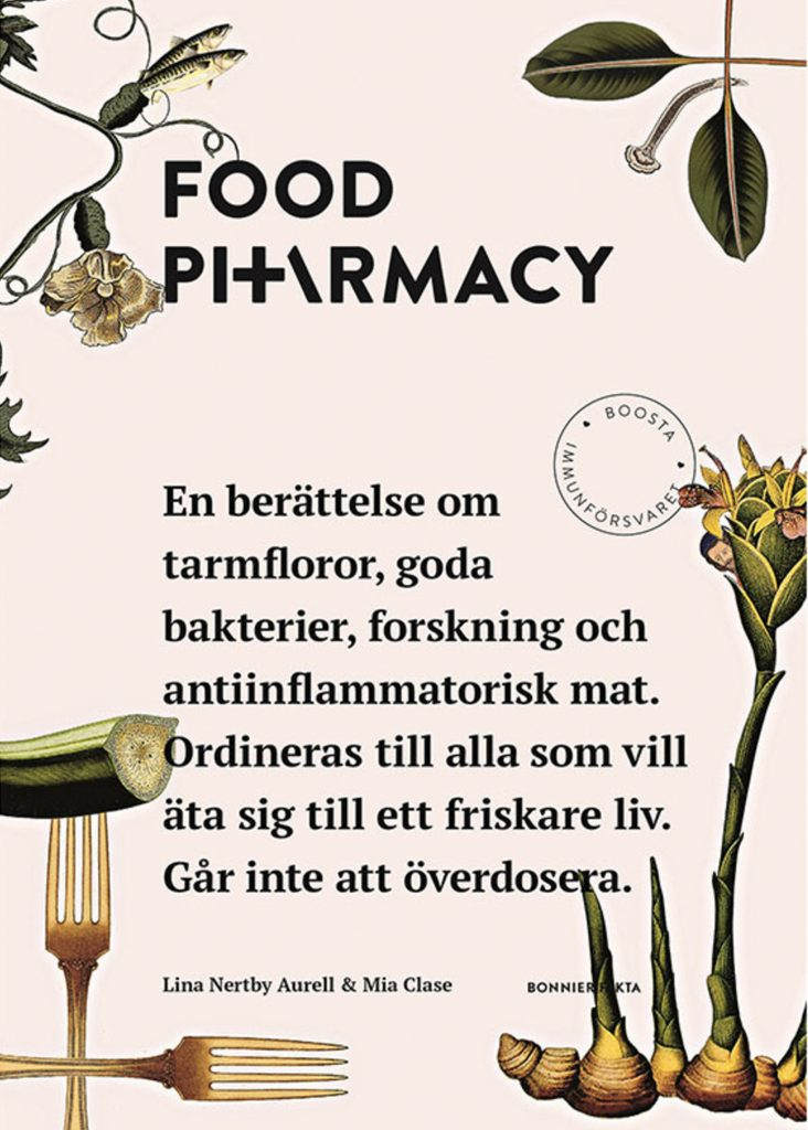 bok vetenskap antiinflammatorisk kost