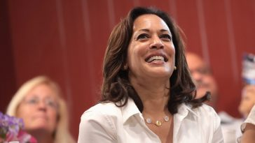 kamala harris dragar