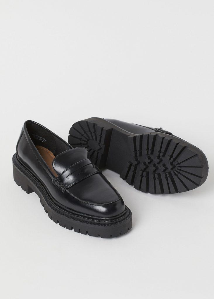 skomode hösten 2020 loafers