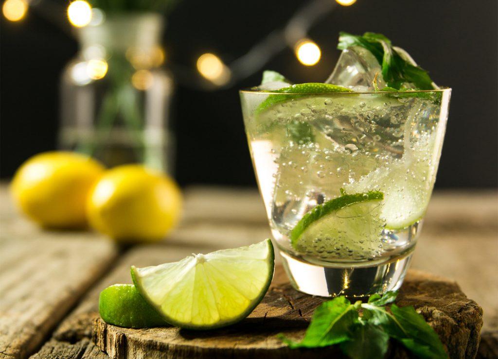 årets glögg drink mynta