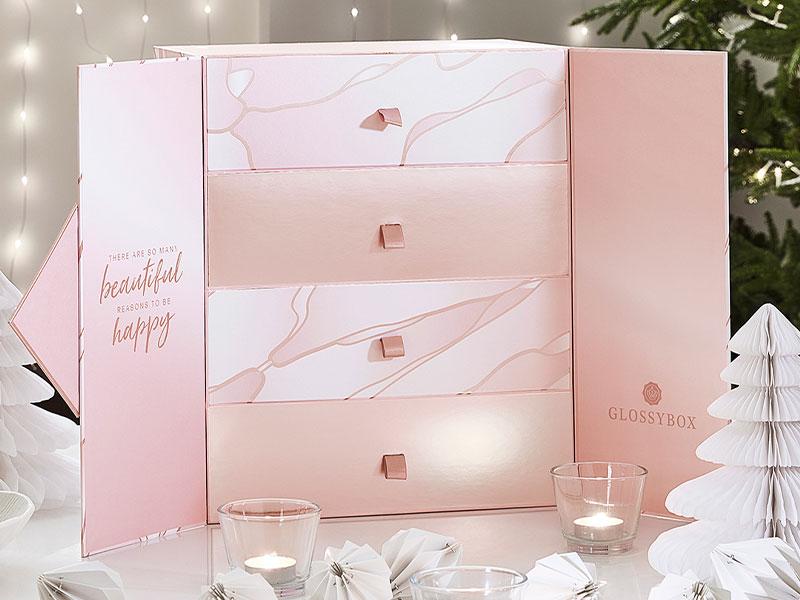 glossbox beauty adventskalender