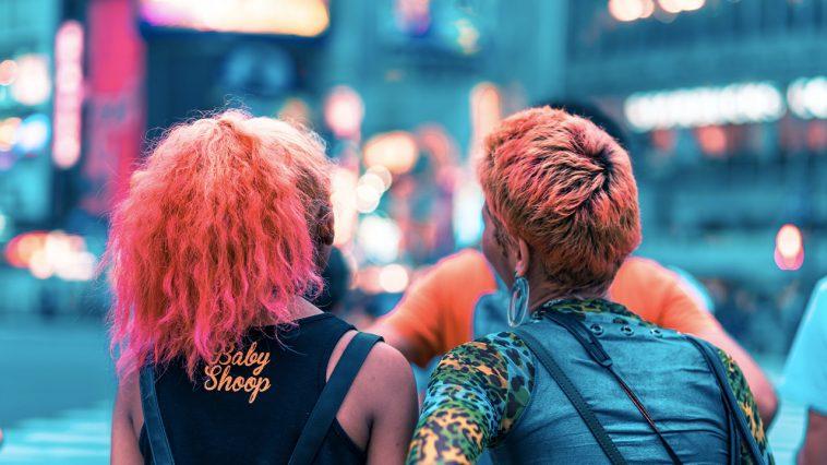 hårtrend dragarbild frisyr dam 2021
