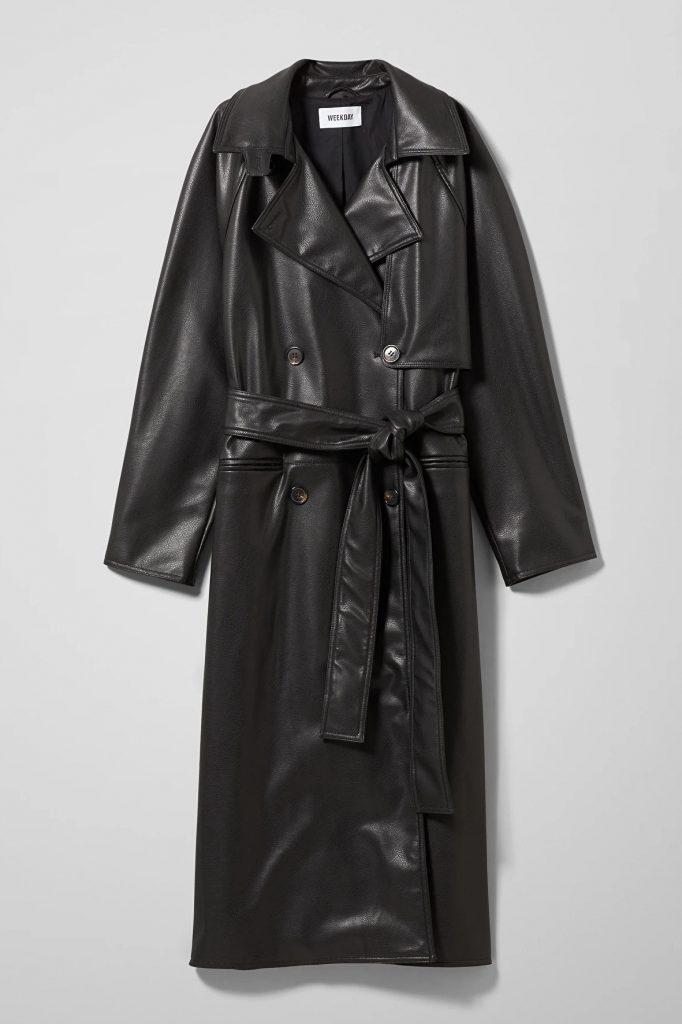 svart kappa för dam höst 2020