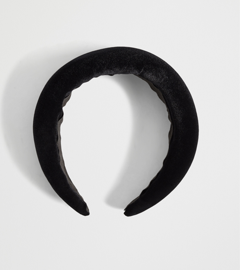 svart diadem under 50 kronor