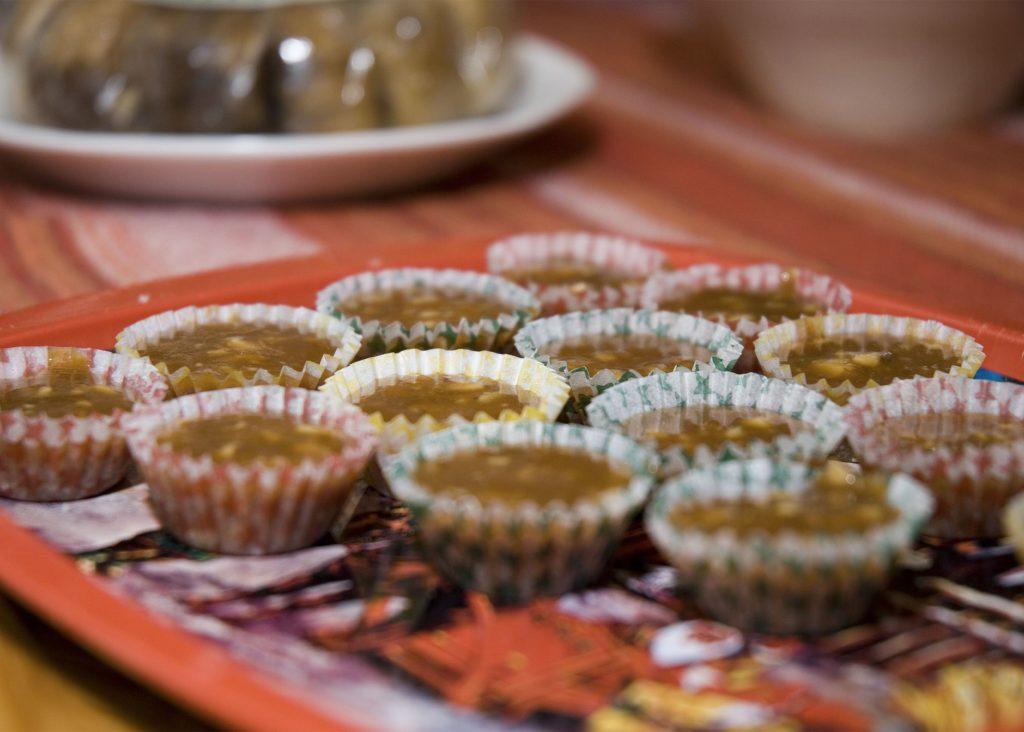 knäck utan grädde chokladtäcke