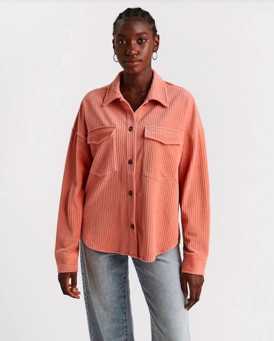 Skjortjacka manchester