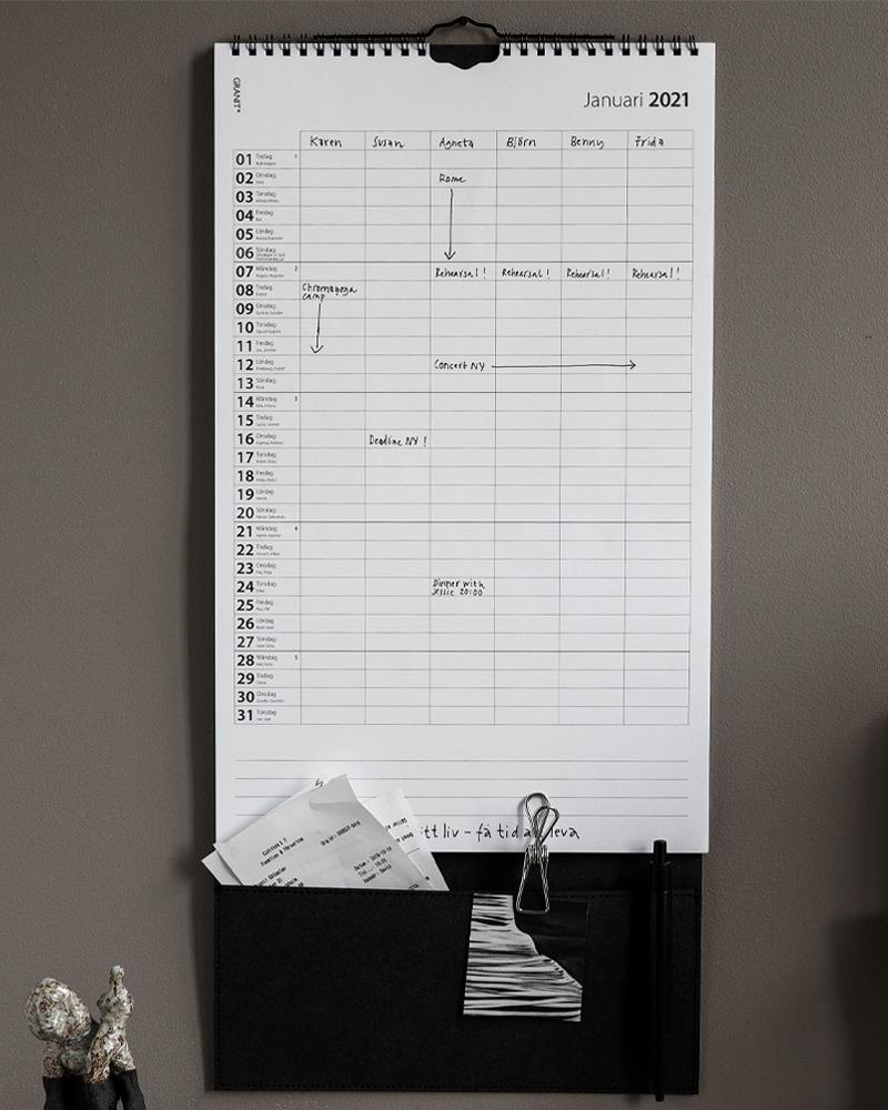 kalender alla hjärtans dag