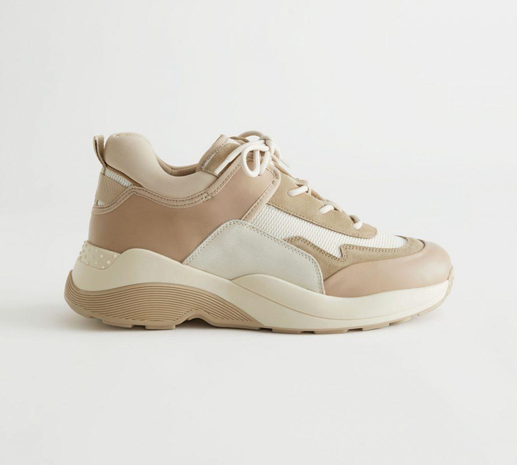 Sneakers chunky dam rea