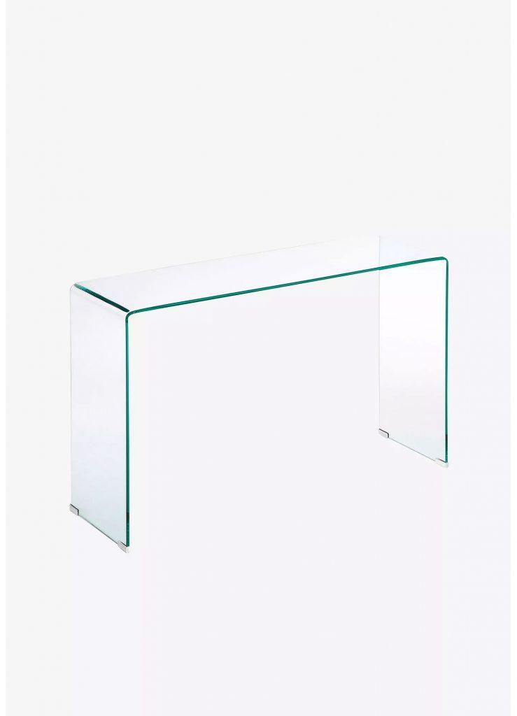 sidobord i glas
