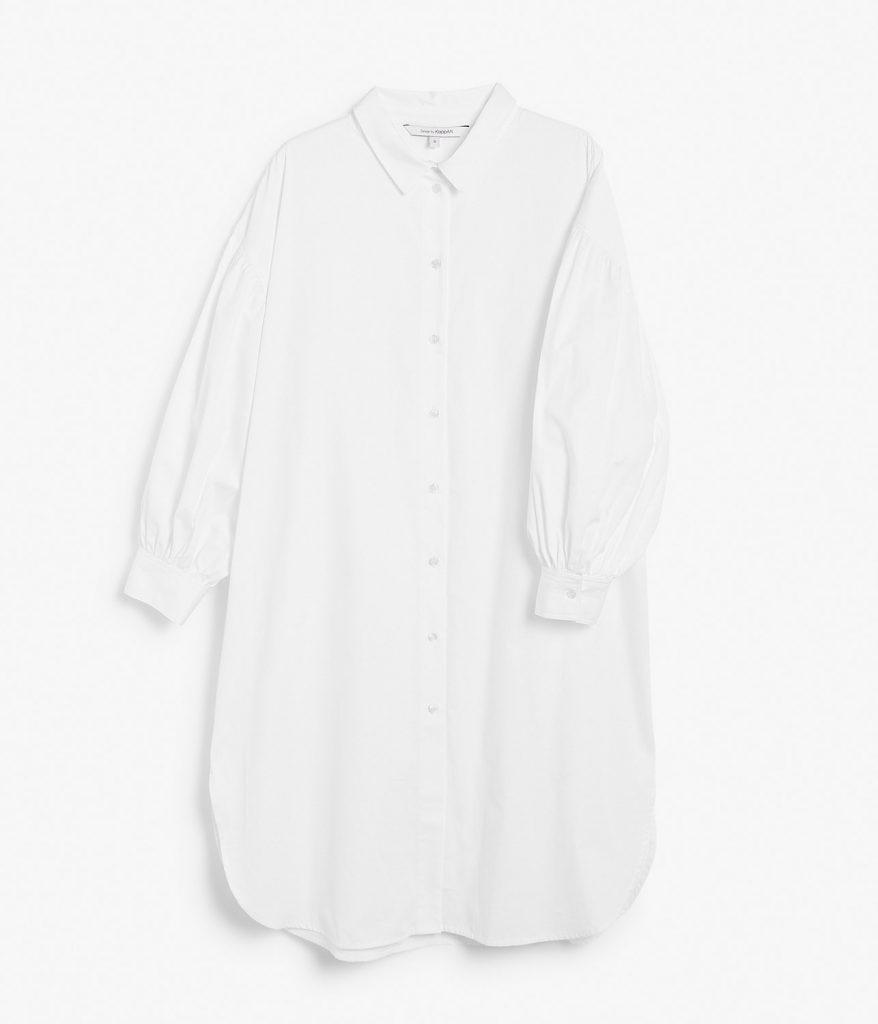 skjorta lång