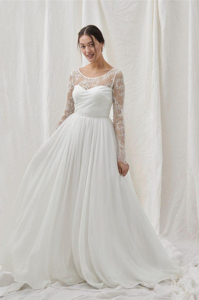 bröllopsklänning 2021