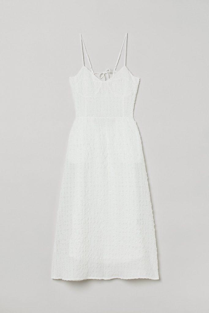 bröllopsklänning pris hm