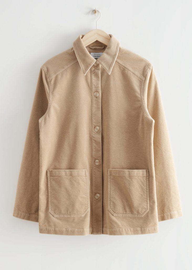 skjortjacka rutig