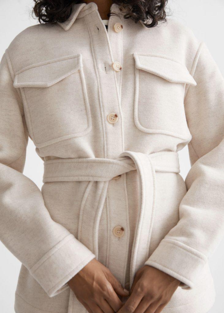 skjortjacka dam lindex