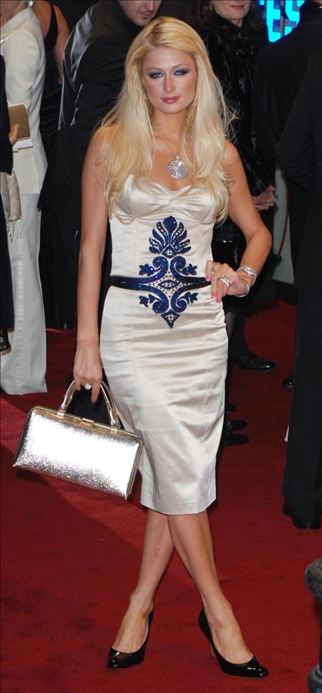 Paris Hilton avsugningar