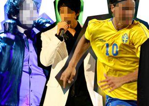 VR presenterar: Sveriges 69 sexigaste kändismän!