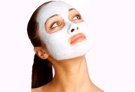 Ansiktsmask hur ofta