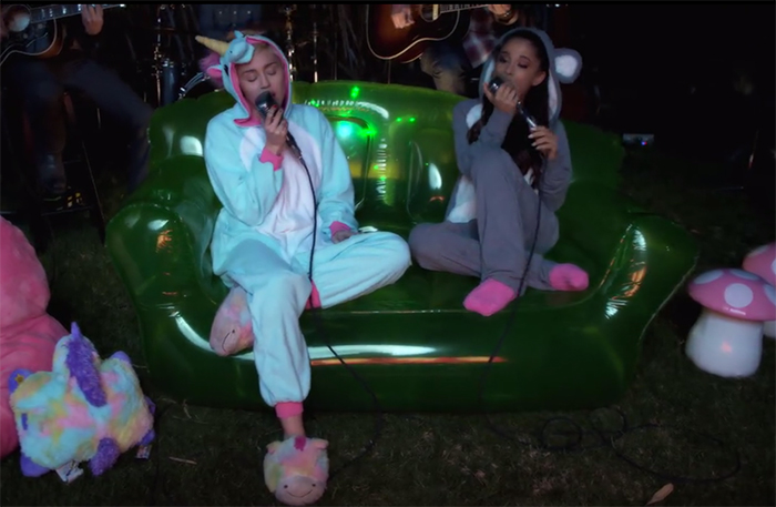 Miley Cryus kön video