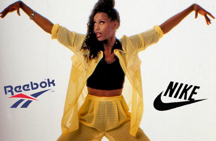 021e877a14ce Estos Son Reebok O Nike. Den Roligaste Felhörningen På Länge Du Kan Aldrig  Gissa Vilken Låt