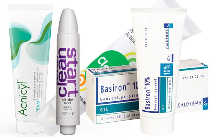 bästa acne produkterna 2018