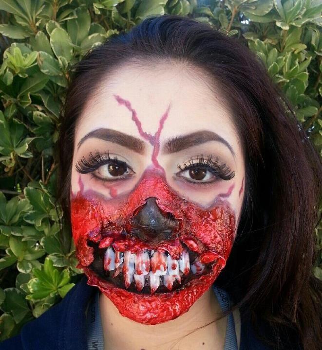 läskiga halloween saker