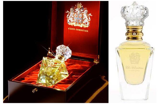 världens dyraste parfym