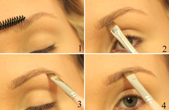hur får man mörkare ögonbryn naturligt